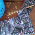 Knitting With Ugly Yarn